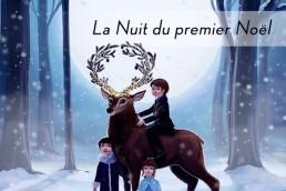 Catégorie Illustrations Jeunesse Nuit du Premeier Noël, Marylou Deserson