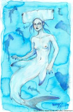 Catégorie Illustrations Fantasy Adulte 5, Marylou Deserson