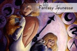 Catégorie Illustrations Fantasy Jeunesse, Marylou Deserson