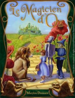 Illustration 3, Jeu Magicien d'Oz, Marylou Deserson