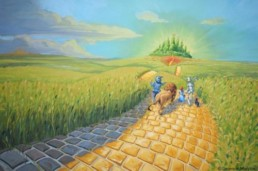 Illustration 2, Jeu Magicien d'Oz, Marylou Deserson