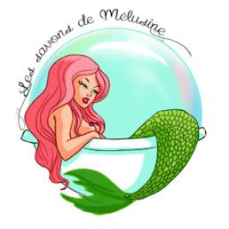 Illustration Logo Mélusine, Marylou Deserson