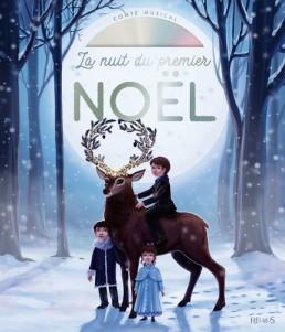 Livre La nuit du Premier Noël